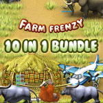 Farm Frenzy 10 in 1 Bundle