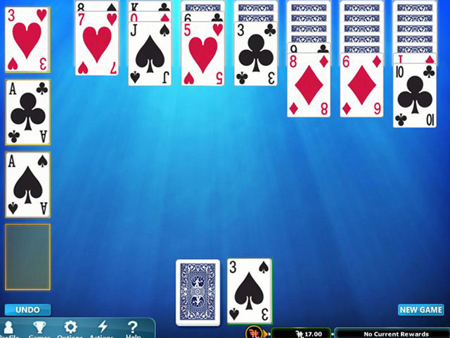 Hoyle Solitaire & More large screenshot