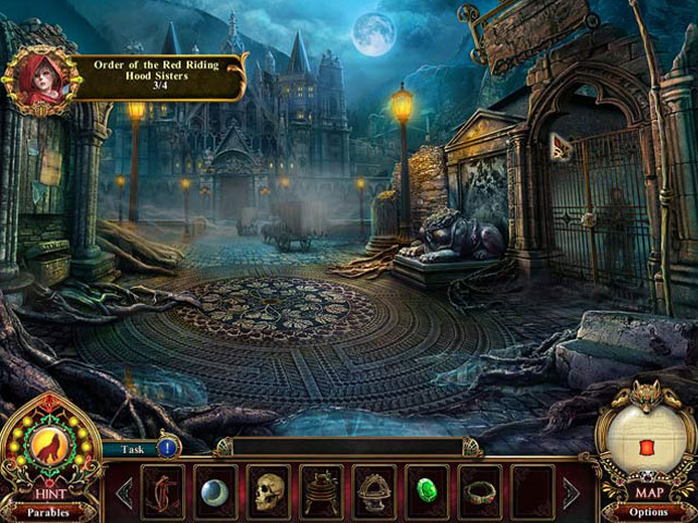 Dark Parables: The Red Riding Hood Sisters large screenshot