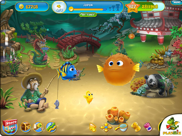 Fishdom 3 Screenshot 1