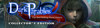 Dark Parables: The Red Riding Hood Sisters Collector's Edition screenshot