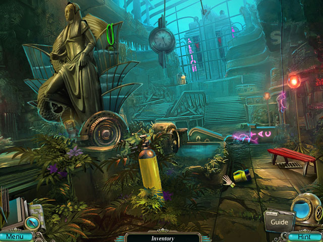 Abyss: The Wraiths of Eden Collector's Edition large screenshot