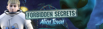 Forbidden Secrets: Alien Town screenshot
