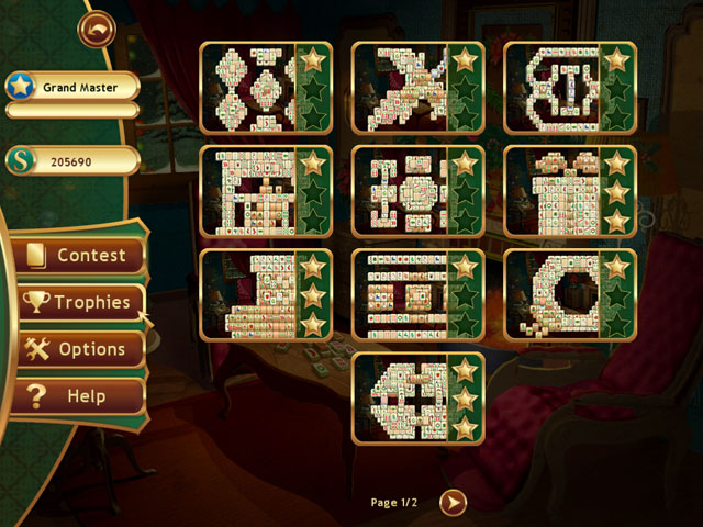 Christmas Mahjong large screenshot