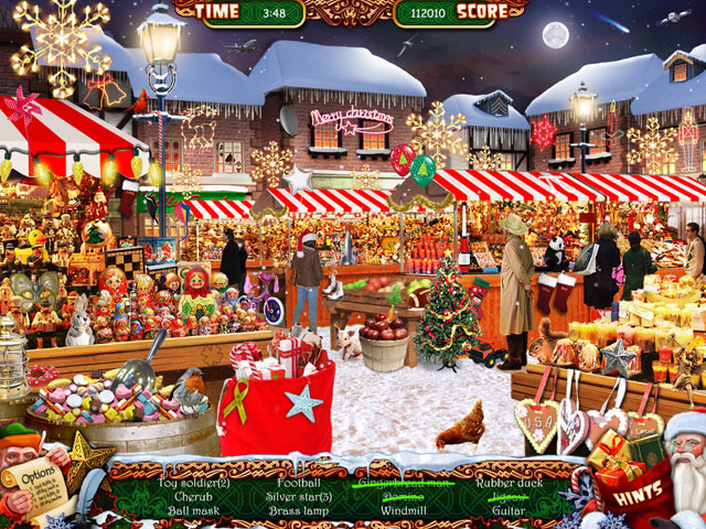 Christmas Wonderland 3 large screenshot