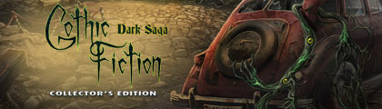 Gothic Fiction: Dark Saga Collector's Edition screenshot