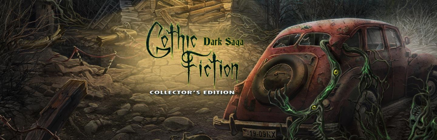 Gothic Fiction: Dark Saga Collector's Edition