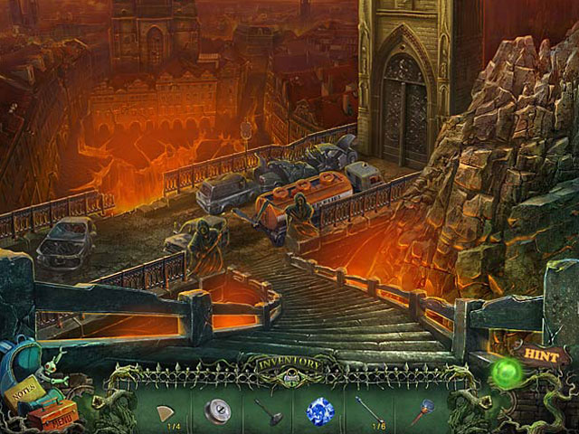 Gothic Fiction: Dark Saga Collector's Edition large screenshot