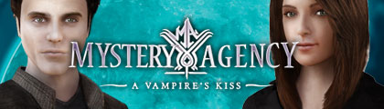 Mystery Agency: Vampire's Kiss screenshot