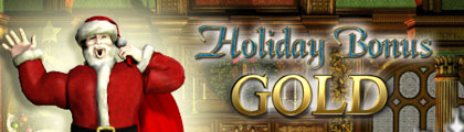 Holiday Bonus Gold Edition screenshot