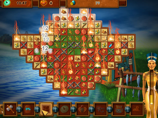 Legend of Mystery High Cultures large screenshot