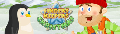 Finders Keepers Christmas screenshot