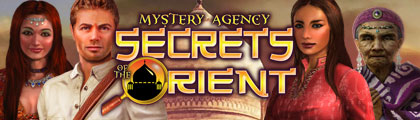 Mystery Agency: Secrets of the Orient screenshot
