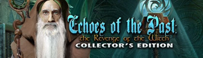 Echoes of the Past: The Revenge of the Witch Collector's Edition screenshot