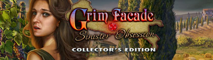Grim Facade: Sinister Obsession Collector's Edition screenshot