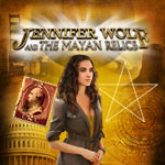 Jennifer Wolf and the Mayan Relics