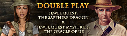 Double Play: Jewel Quest Bundle screenshot