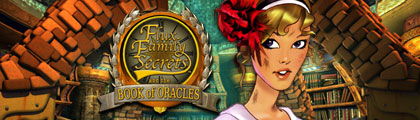 Flux Family Secrets: The Book of Oracles screenshot