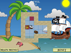Pirate Solitaire Screenshot 3