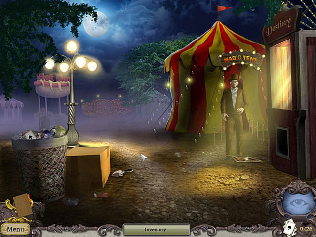 Clairvoyant: The Magician Mystery large screenshot