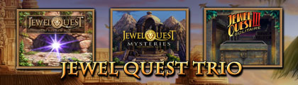 Jewel Quest Trio screenshot