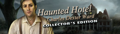 Haunted Hotel 4: Charles Dexter Ward Collector's Edition screenshot