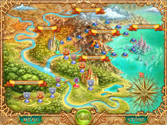 The Chronicles of Emerland Solitaire Screenshot 3