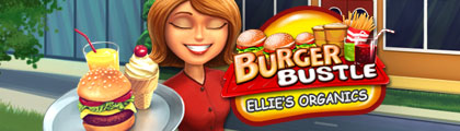 Burger Bustle: Ellie's Organics screenshot