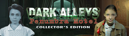 Dark Alleys: Penumbra Motel Collector's Edition screenshot