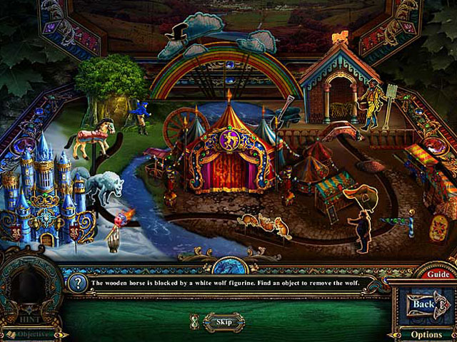 Fabled Legends: The Dark Piper Collector's Edition large screenshot