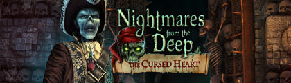 Nightmares from the Deep: The Cursed Heart screenshot