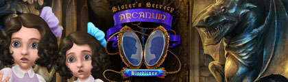 Sister's Secrecy: Arcanum Bloodlines screenshot