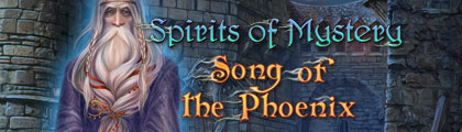 Spirits of Mystery: Song of the Phoenix screenshot