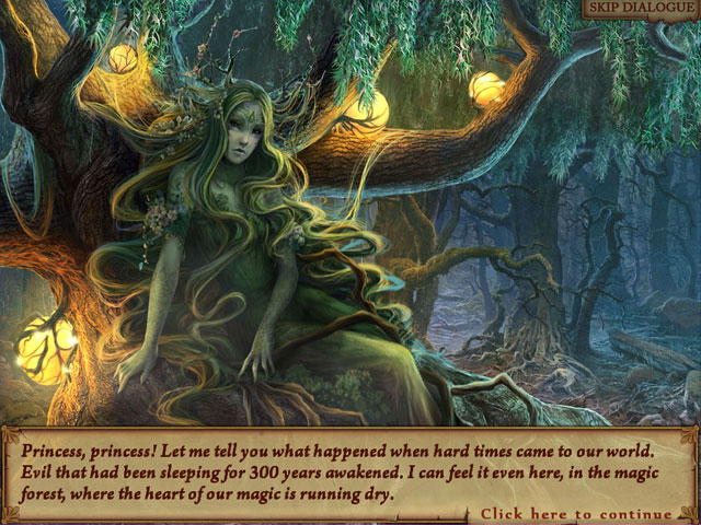 Spirits of Mystery: Song of the Phoenix large screenshot
