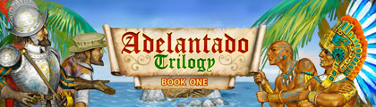 Adelantado Trilogy: Book One screenshot
