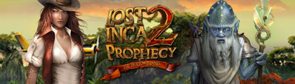 The Lost Inca Prophecy 2: The Hollow Island screenshot