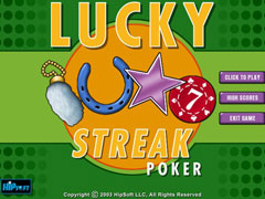 Lucky Streak Poker Screenshot 1