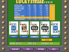 Lucky Streak Poker Screenshot 3