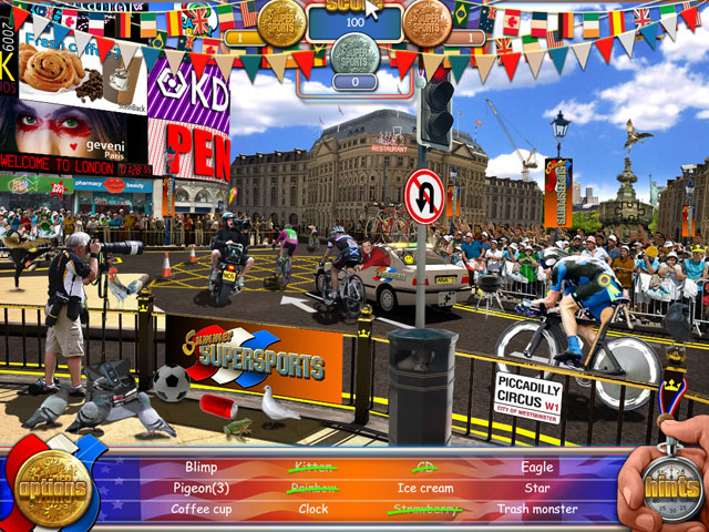 Summer SuperSports Screenshot 1