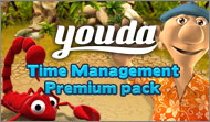 Youda Time Management Premium Pack