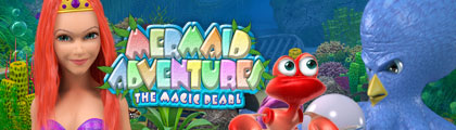 Mermaid Adventures: The Magical Pearl screenshot