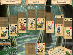 Legends of Solitaire: The Lost Cards Screenshot 2