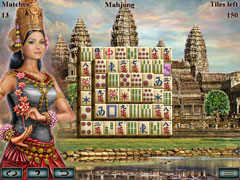 World's Greatest Temples Mahjong Screenshot 2