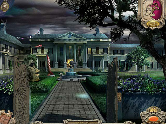 Antique Mysteries: Secrets of Howard's Mansion Screenshot 1