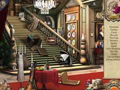 Antique Mysteries: Secrets of Howard's Mansion Screenshot 2