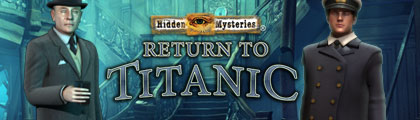 Hidden Mysteries: Return to Titanic screenshot