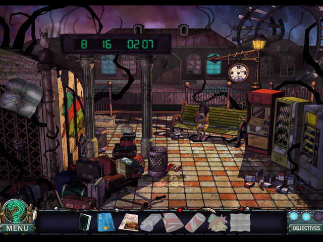 Foreign Dreams, Hidden Object, Puzzle, Adventure game, Games