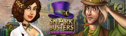 Snark Busters High Society screenshot