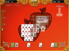 Puzzle Solitaire Screenshot 3