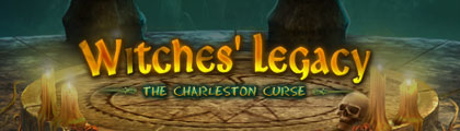 Witches' Legacy: The Charleston Curse screenshot
